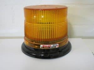 Productafbeelding: Zwaailamp Whelen LED 12/24 volt Amber flitser