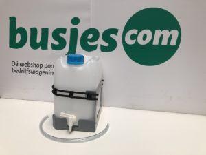 Productafbeelding: Jerrycan 10 Liter incl. aftapkraan + houder incl. spanband