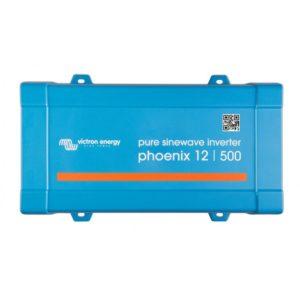 Productafbeelding: Victron Phoenix omvormer 12/500 VE.Direct - NIEUW!