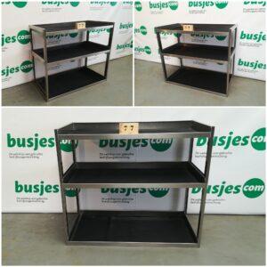 Productafbeelding: Aluca aluminium bedrijfswageninrichting Nieuw/Demo (nr 77)