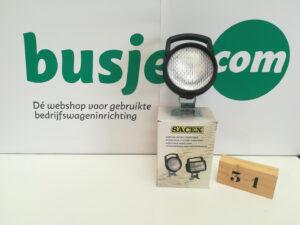 Productafbeelding: Werklamp Rond Sacex Nieuw (nr 31)
