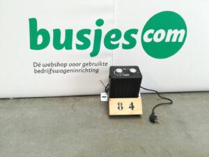 Productafbeelding: Eurom SF2007C gebruikte keramische ventilatorkachel 220V 2000W (nr 84)