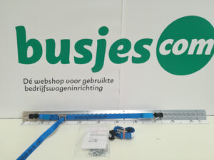 Productafbeelding: Gasflessentransportset klemgesp