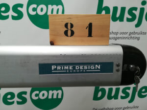Productafbeelding: Prime Design gebruikte transportbuis / pipetube (nr 81)