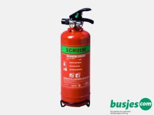 Productafbeelding: Brandblusser 2 kg inclusief ophanging (SCHUIM) NIEUW