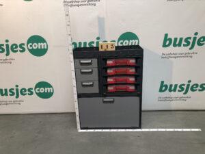 Productafbeelding: Modul System gebruikte bedrijfswageninrichting (nr 113)