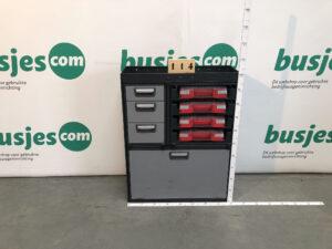 Productafbeelding: Modul System gebruikte bedrijfswageninrichting (nr 114)